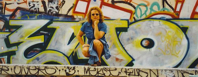 Lisa Taylor-Austin, 1997, Venice, California